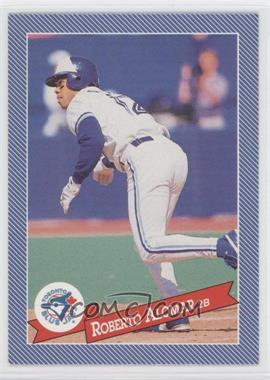 1993 Continental Baking Hostess Baseballs - [Base] #14 - Roberto Alomar