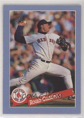 1993 Continental Baking Hostess Baseballs - [Base] #27 - Roger Clemens