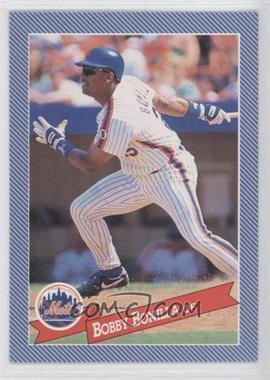 1993 Continental Baking Hostess Baseballs - [Base] #3 - Bobby Bonilla