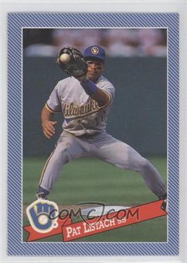 1993 Continental Baking Hostess Baseballs - [Base] #32 - Pat Listach