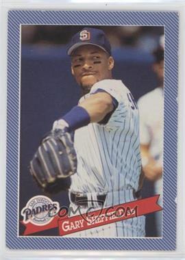 1993 Continental Baking Hostess Baseballs - [Base] #6 - Gary Sheffield [EXtoNM]