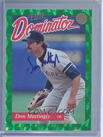 Don Mattingly (Autograph) /5000