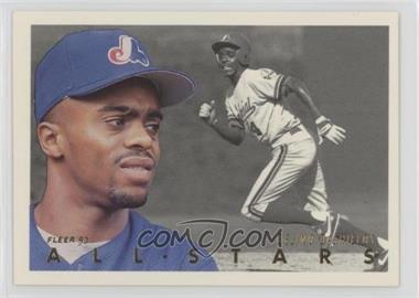 1993 Fleer Baseballcardpediacom