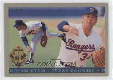 1993 Fleer Final Edition - Diamond Tribute #6 - Nolan Ryan