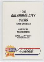 Oklahoma City 89ers Team