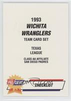 Wichita Wranglers Team