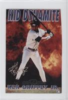 Ken Griffey Jr. Kid Dynamite [Authentic]