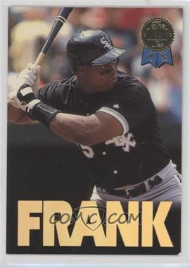 1993 Leaf Frank Thomas Frth1 Frank Thomas 50000