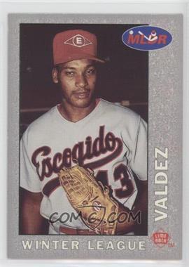 1993 Lime Rock Dominican Winter League - [Base] #15 - Sergio Valdez
