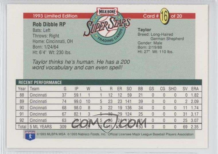 Base Ball Cards In Dog Food Price