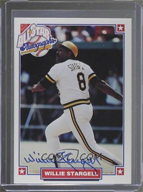 1993 Nabisco All-Star Autographs - [Base] - [Autographed] #WIST - Willie Stargell