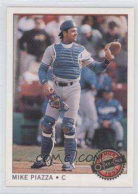 1993 O-Pee-Chee Premier - [Base] #26 - Mike Piazza