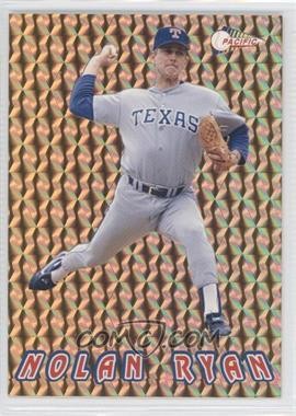 1993 Pacific Nolan Ryan Texas Express 27 Seasons - Prisms - Gold #19 - Nolan Ryan