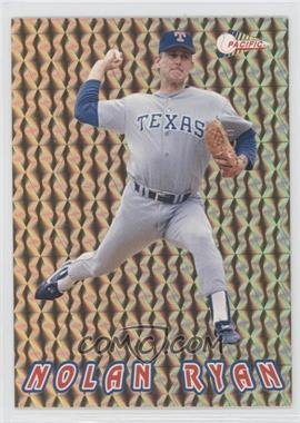1993 Pacific Nolan Ryan Texas Express 27 Seasons - Prisms - Gold #19 - Nolan Ryan