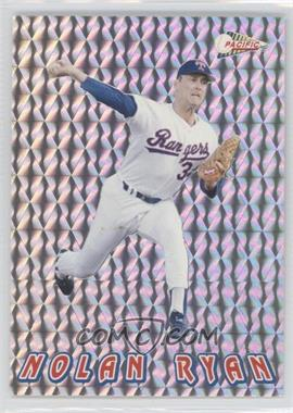 1993 Pacific Nolan Ryan Texas Express 27 Seasons - Prisms #13 - Nolan Ryan