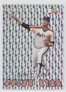 1993 Pacific Nolan Ryan Texas Express 27 Seasons - Prisms #6 - Nolan Ryan
