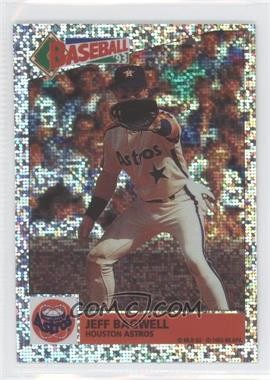 1993 Panini Album Stickers - [Base] #170 - Jeff Bagwell