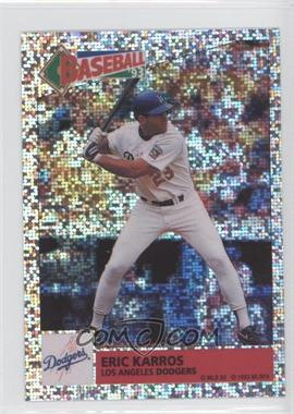 1993 Panini Album Stickers - [Base] #214 - Eric Karros