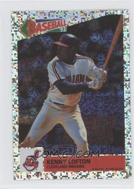 1993 Panini Album Stickers - [Base] #53 - Kenny Lofton