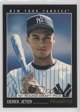 1993 Pinnacle - [Base] #457 - Derek Jeter