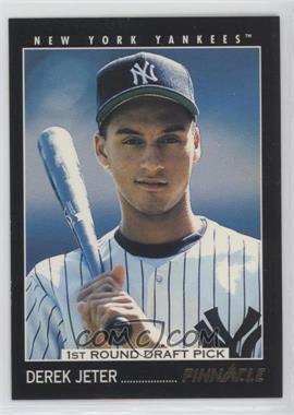 1993 Pinnacle - [Base] #457 - Derek Jeter