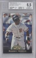 Barry Bonds /1000 [BGS 6.5 EX‑MT+]