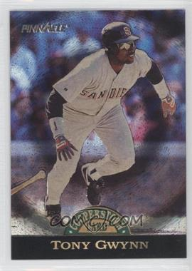 1993 Pinnacle Cooperstown Card - SCAI Convention [Base] - Dufex #20 - Tony Gwynn /1000
