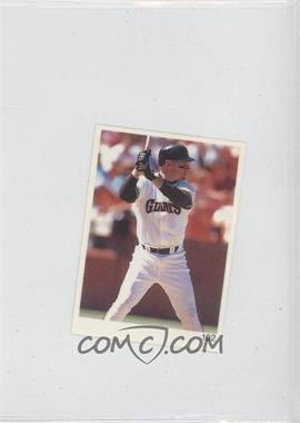 1993 Red Foley's Best Baseball Book Ever Stickers - [Base] #102 - Matt Williams