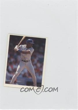 1993 Red Foley's Best Baseball Book Ever Stickers - [Base] #126 - Ruben Sierra