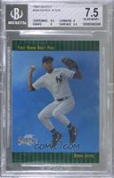 Derek Jeter [BGS 7.5 NEAR MINT+]
