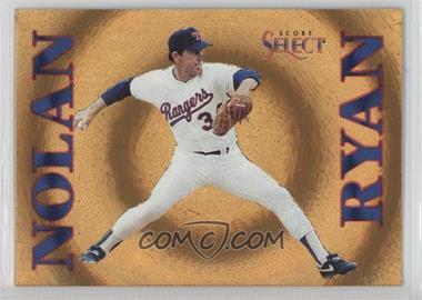 1993 Score Select Rookie & Traded - [Base] #N/AT - Nolan Ryan