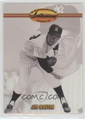 1993 Ted Williams Card Company - [Base] #60 - Jim Bouton