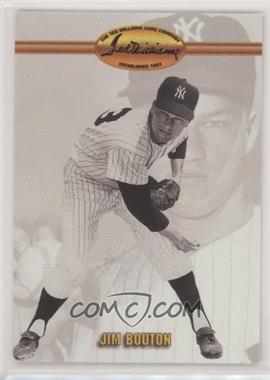1993 Ted Williams Card Company - [Base] #60 - Jim Bouton