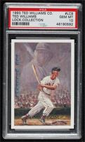 Ted Williams [PSA 10 GEM MT]