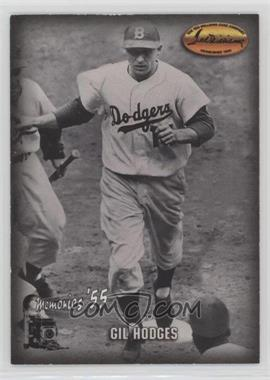 1993 Ted Williams Card Company Memories M3 Gil Hodges