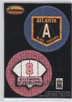 Atlanta Black Crackers, Baltimore Elite Giants