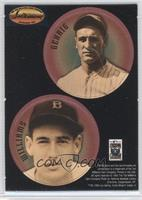Ted Williams, Lou Gehrig