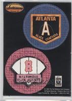 Atlanta Black Crackers, Baltimore Elite Giants