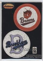 St. Louis Browns, Brooklyn Dodgers