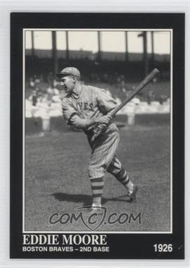 1993 The Sporting News Conlon Collection - [Base] #850 - Eddie Moore