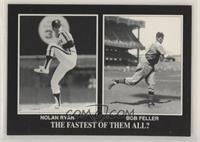 Nolan Ryan, Bob Feller [EXtoNM]