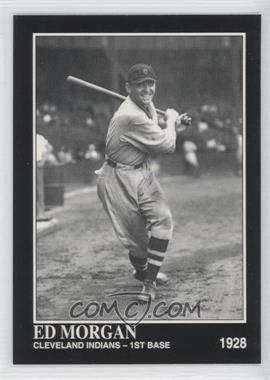 1993 The Sporting News Conlon Collection - [Base] #943 - Ed Morgan