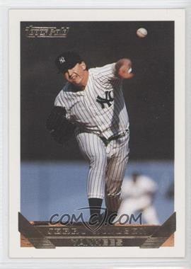 1993 Topps - [Base] - Gold #594 - Jerry Nielsen