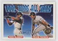 Fred McGriff, Frank Thomas