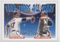 Dave Fleming, Tom Glavine