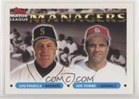 Lou Piniella, Joe Torre