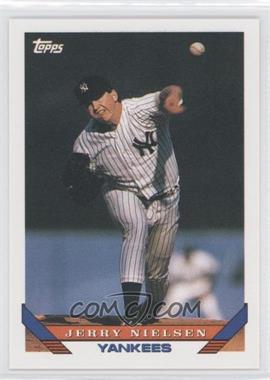 1993 Topps - [Base] #594 - Jerry Nielsen