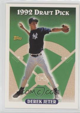 1993 Topps - [Base] #98 - Derek Jeter