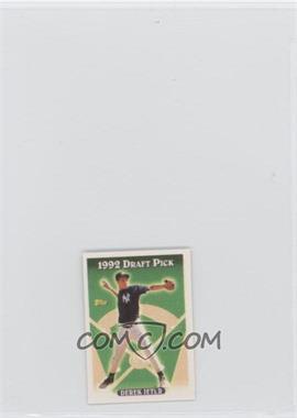 1993 Topps - Factory Set [Base] - Micro #98  - Derek Jeter