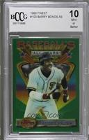 Barry Bonds [BCCG Mint]